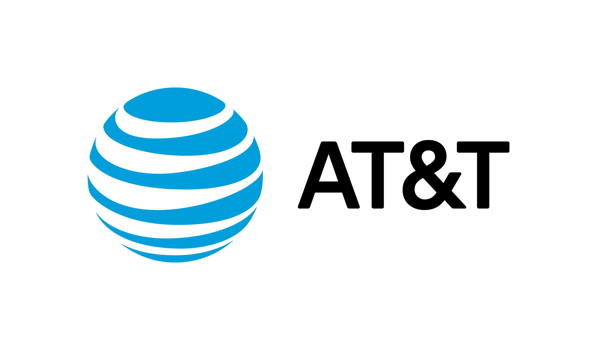 ATT logo with letters on right
